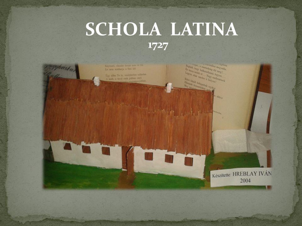 SCHOLA LATINA 1727