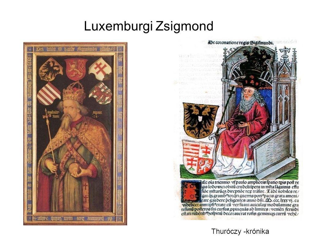 Luxemburgi Zsigmond Thuróczy -krónika