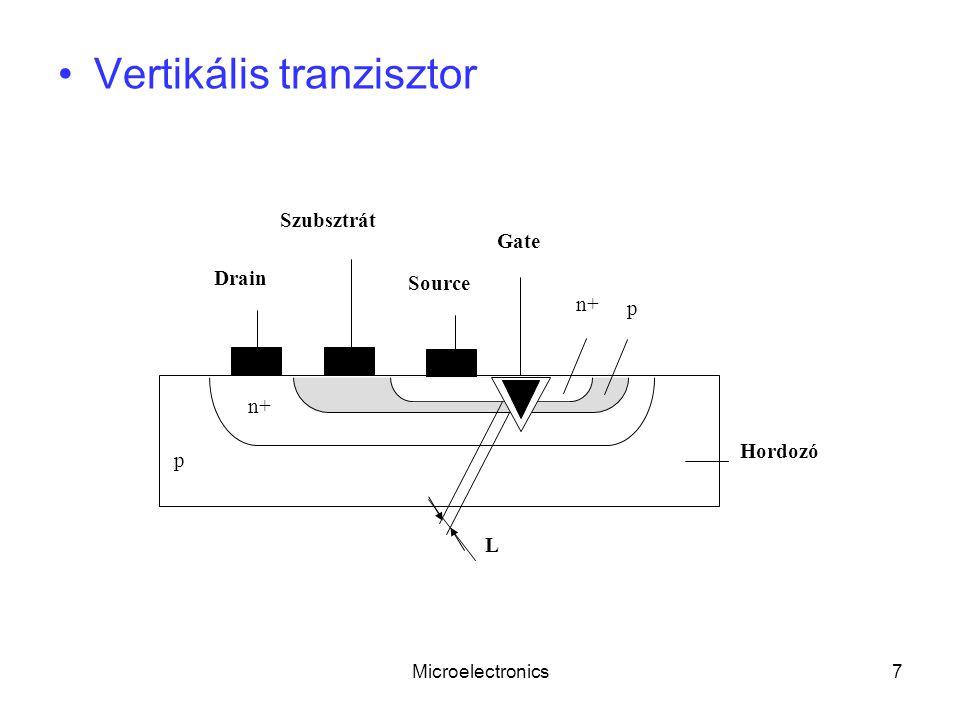 Vertikális tranzisztor
