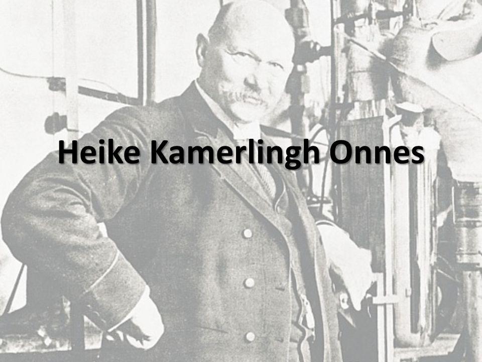 Heike Kamerlingh Onnes