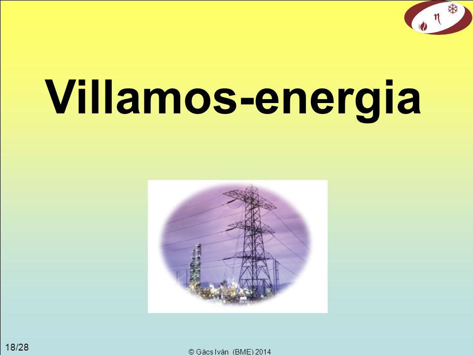 Villamos-energia