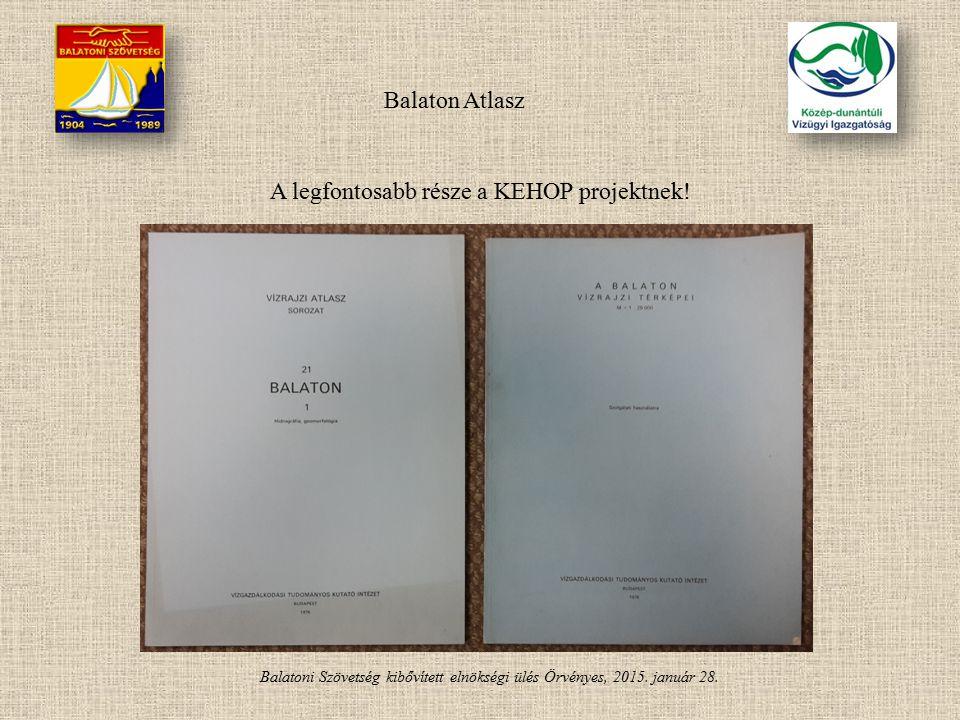 A legfontosabb része a KEHOP projektnek!