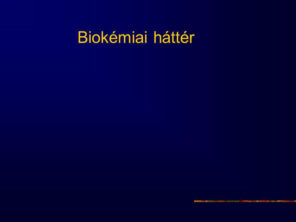 Biokémiai háttér
