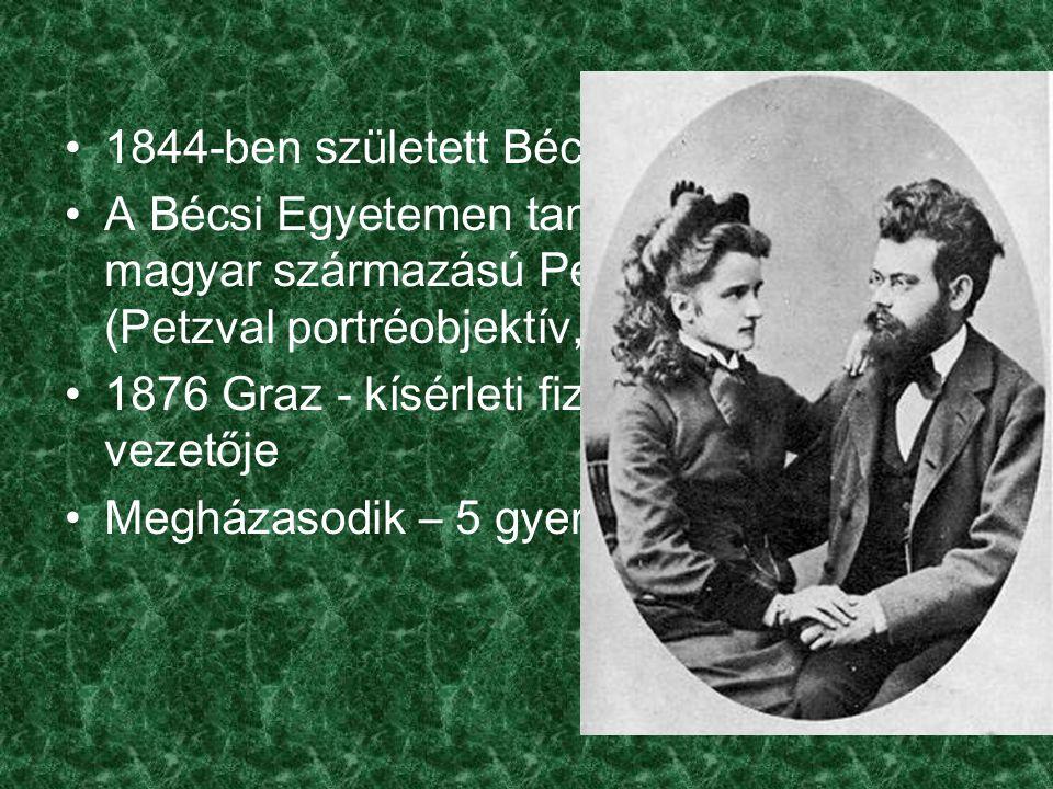 1844-ben született Bécsben