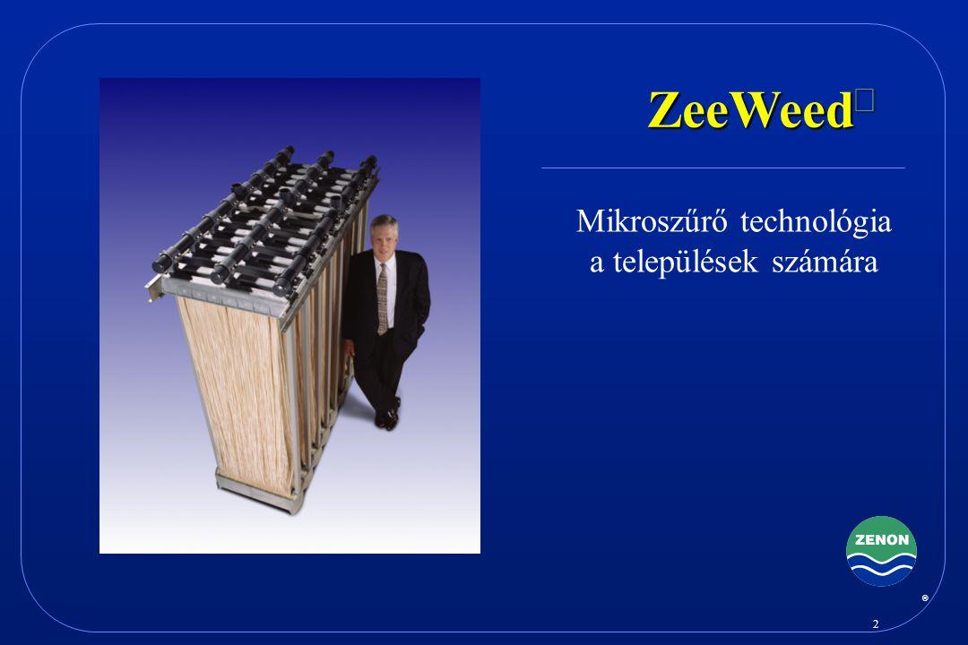 Mikroszűrő technológia
