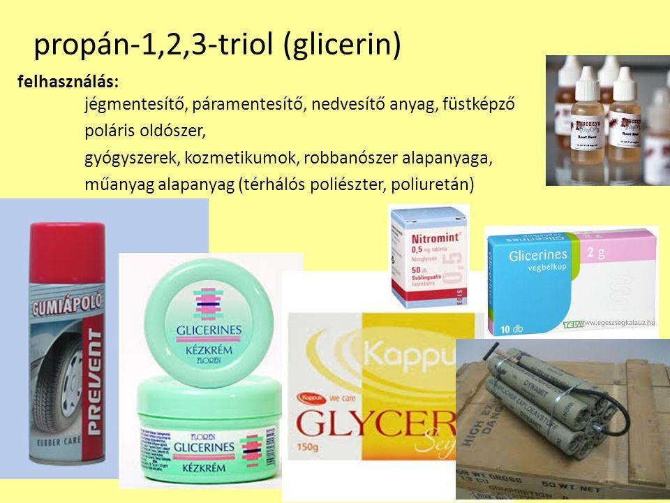 propán-1,2,3-triol (glicerin)