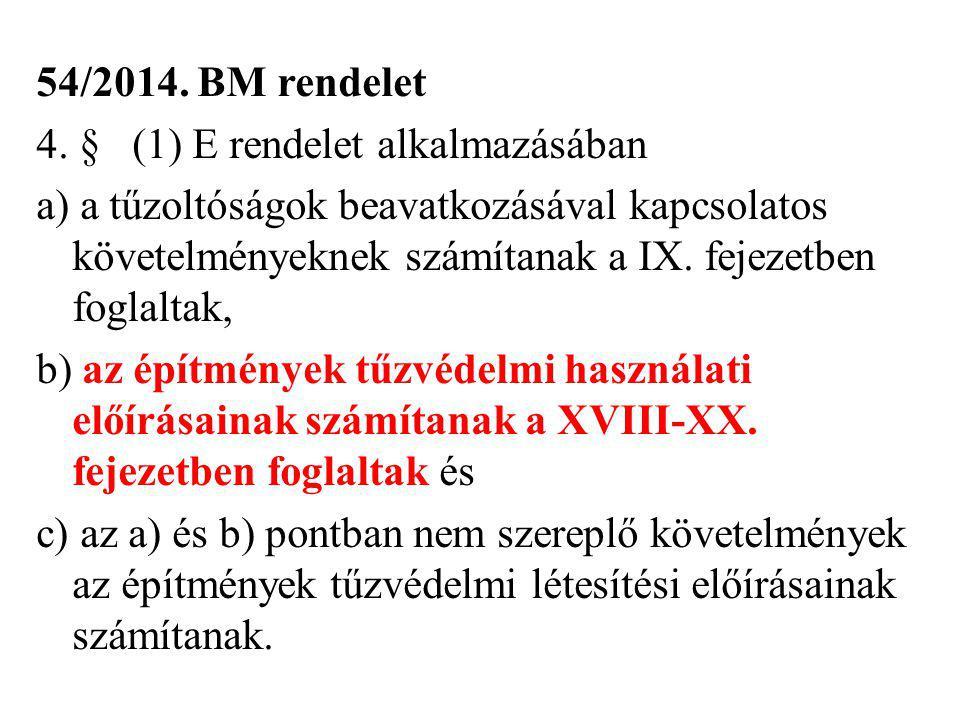 54/2014. BM rendelet 4.