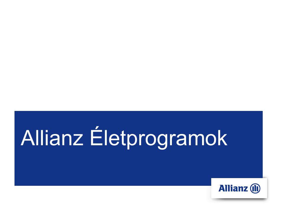 Allianz Életprogramok