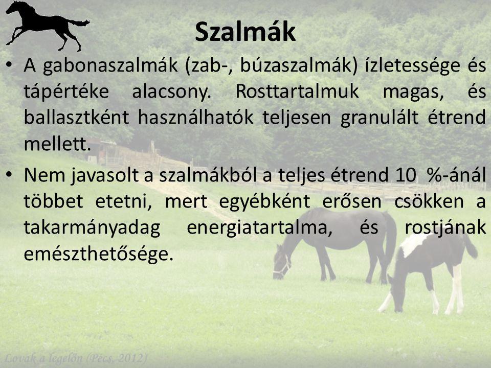 Szalmák