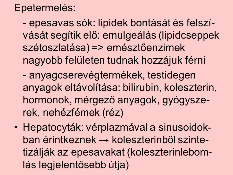 Epetermelés: