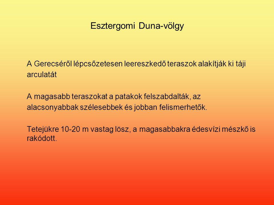 Esztergomi Duna-völgy