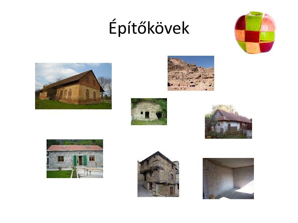 Építőkövek