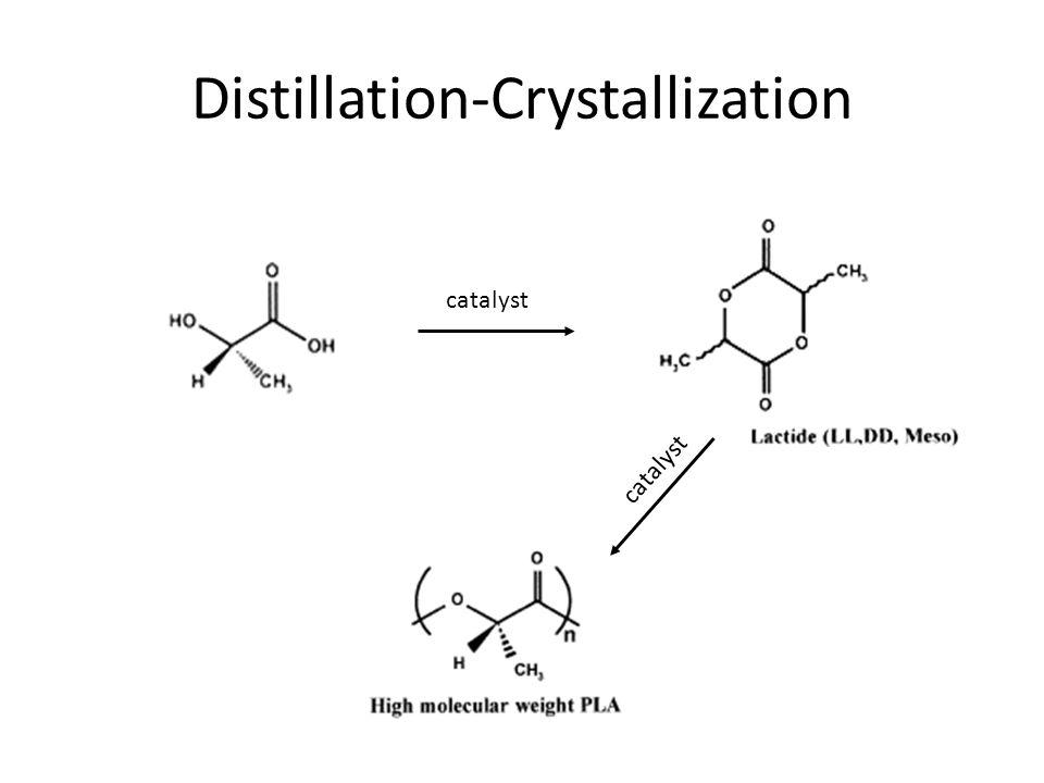 Distillation-Crystallization