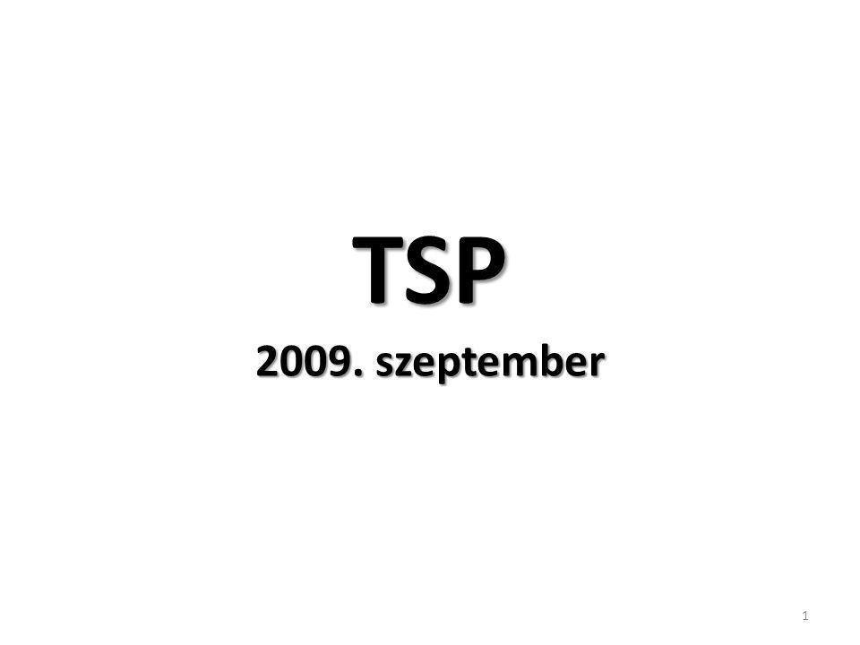 TSP 2009. szeptember