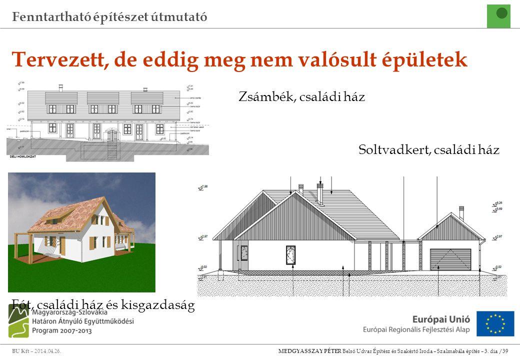 Tervezett, de eddig meg nem valósult épületek