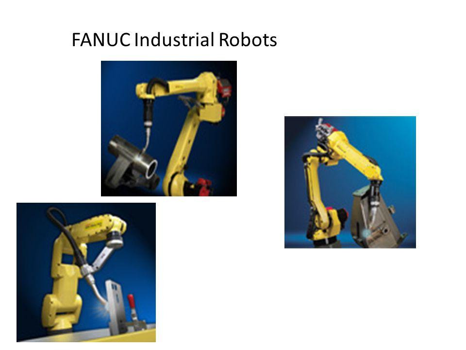 FANUC Industrial Robots