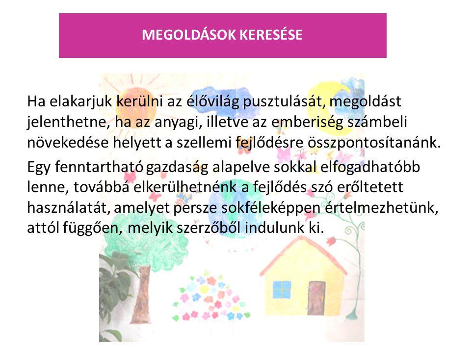MEGOLDÁSOK KERESÉSE