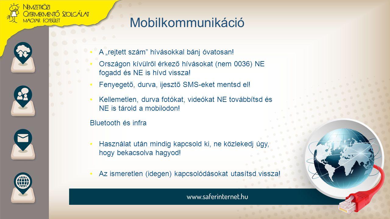 """Mobilkommunikáció A """"rejtett szám hívásokkal bánj óvatosan!"""