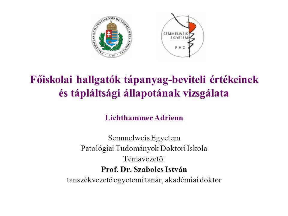 Prof. Dr. Szabolcs István