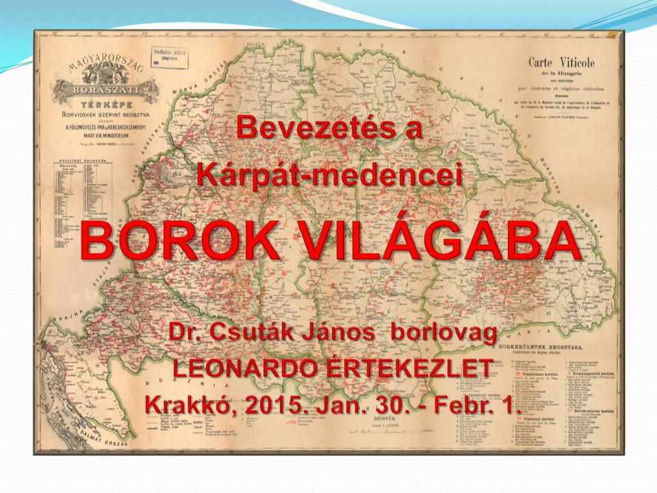 Dr. Csuták János borlovag