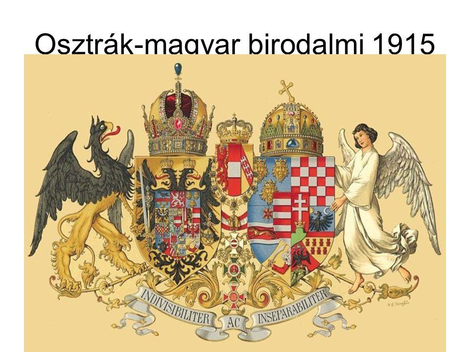 Osztrák-magyar birodalmi 1915