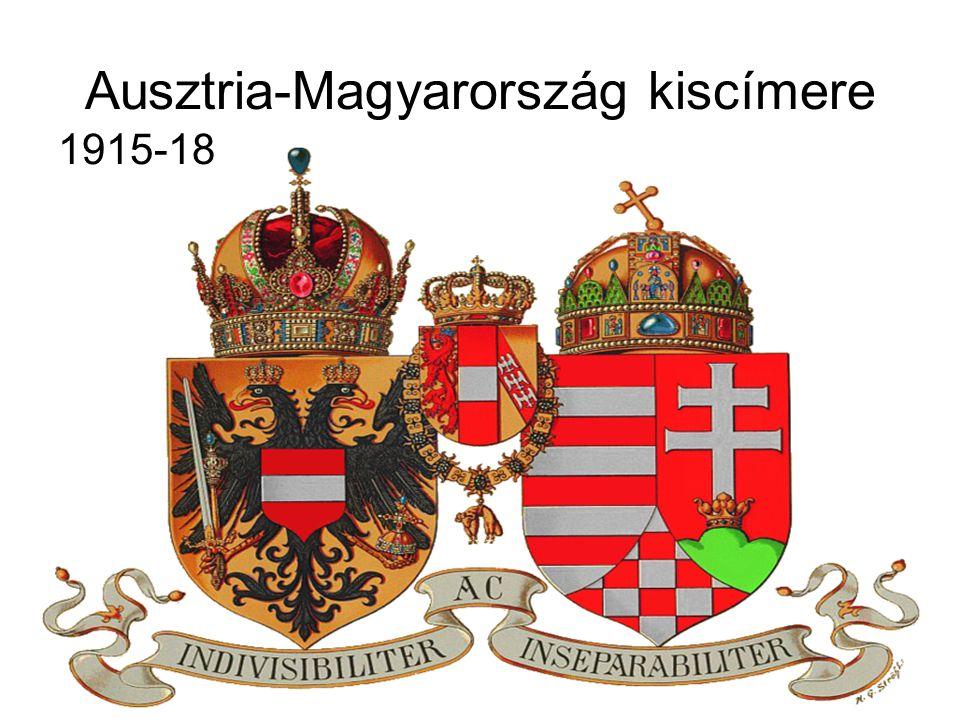 Ausztria-Magyarország kiscímere