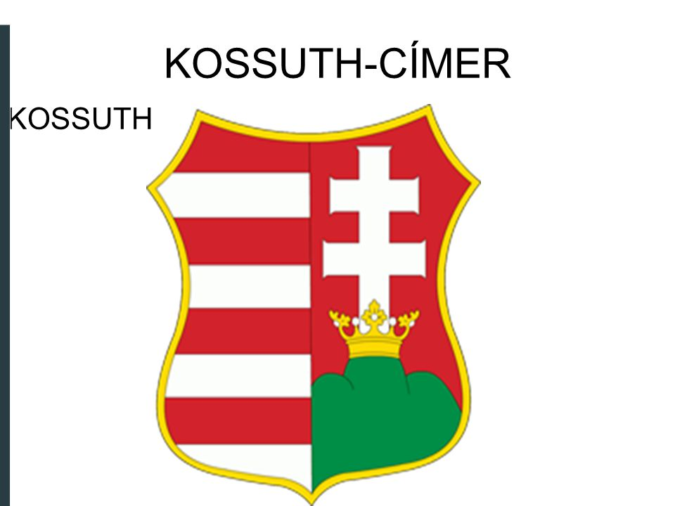 KOSSUTH-CÍMER KOSSUTH