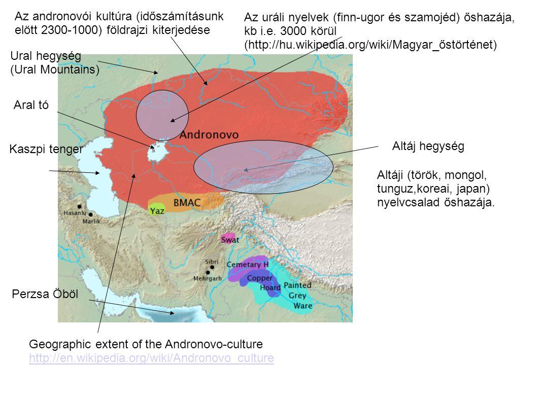 Az andronovói kultúra (időszámításunk