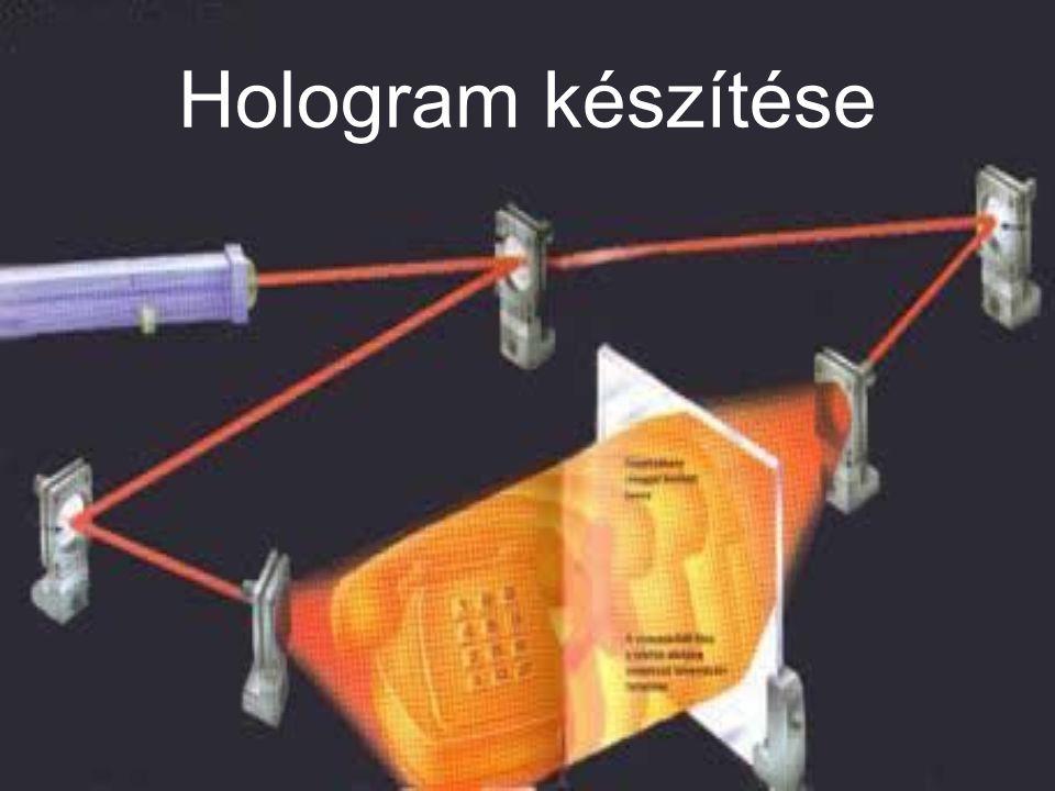 Hologram készítése