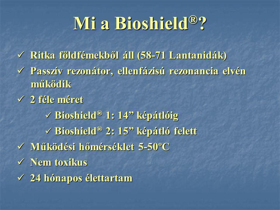 Mi a Bioshield® Ritka földfémekből áll (58-71 Lantanidák)