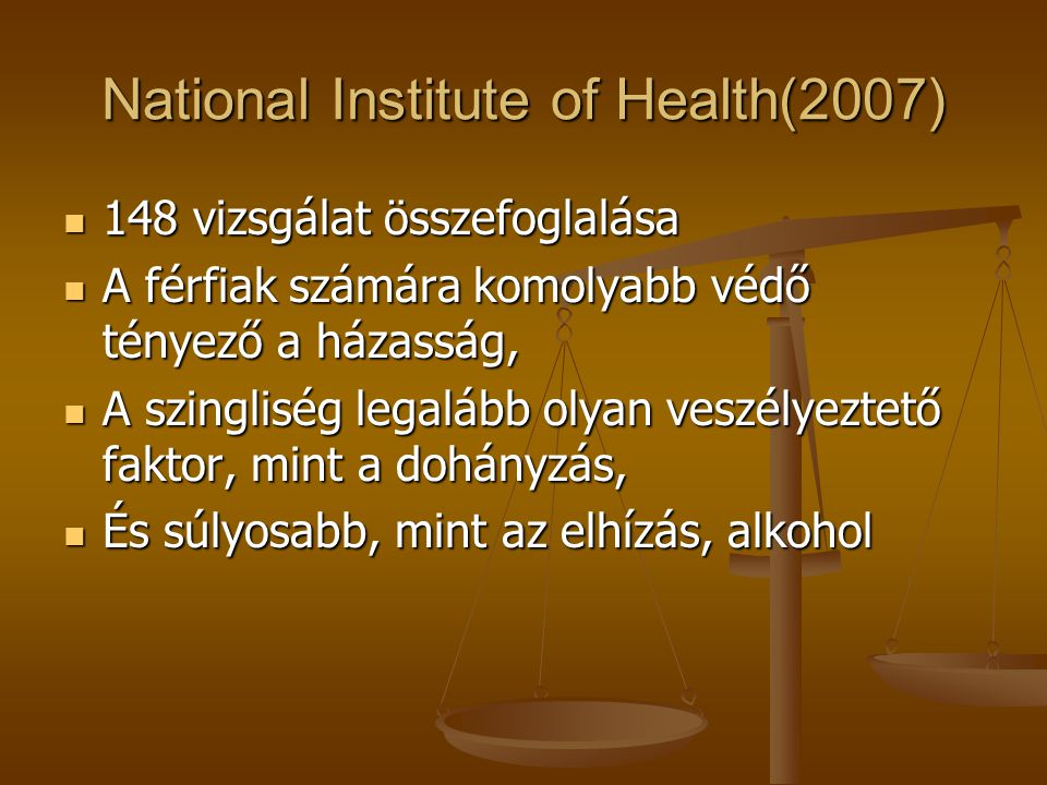 National Institute of Health(2007)