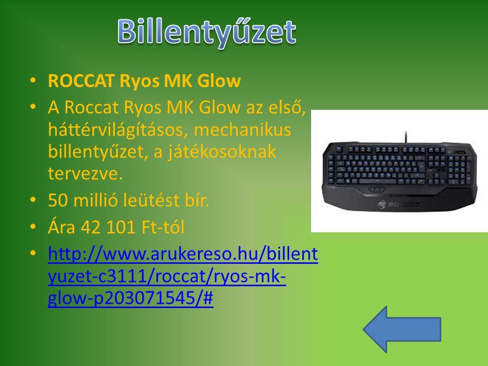 Billentyűzet ROCCAT Ryos MK Glow