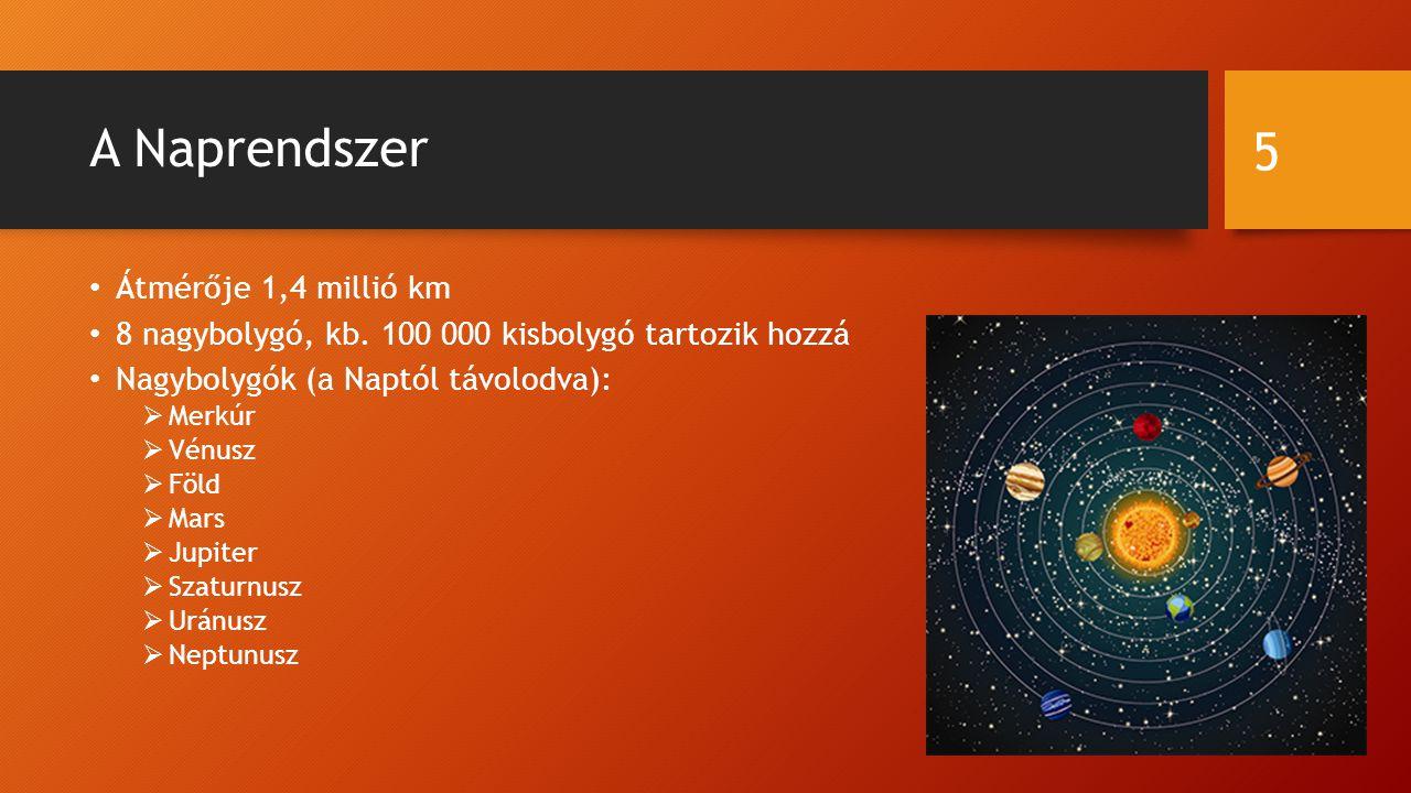 A Naprendszer Átmérője 1,4 millió km