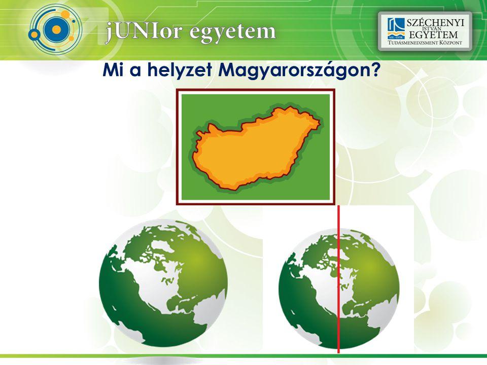 Mi a helyzet Magyarországon
