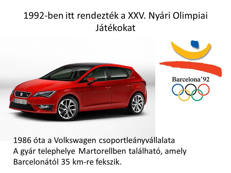1992-ben itt rendezték a XXV. Nyári Olimpiai Játékokat