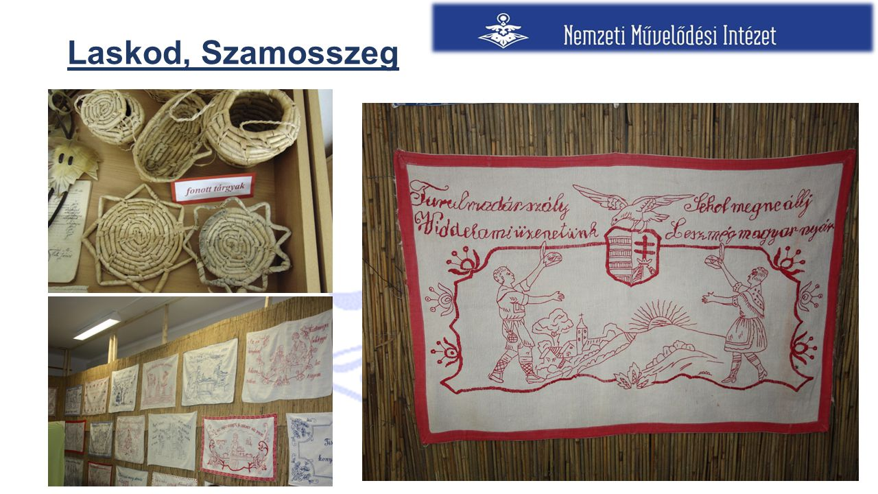 Laskod, Szamosszeg