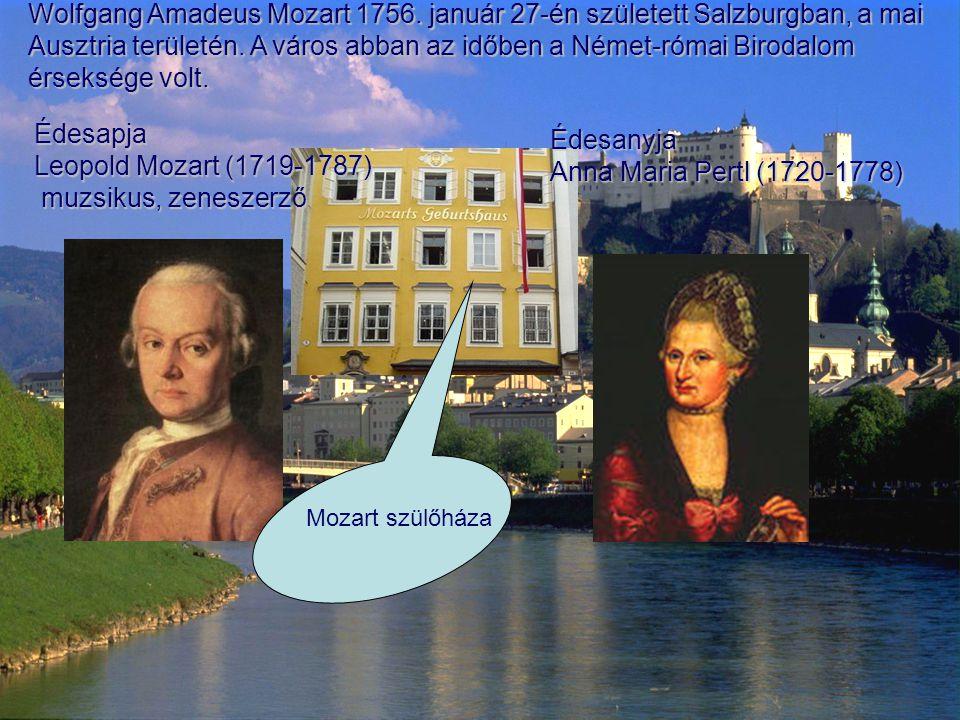 Wolfgang Amadeus Mozart 1756