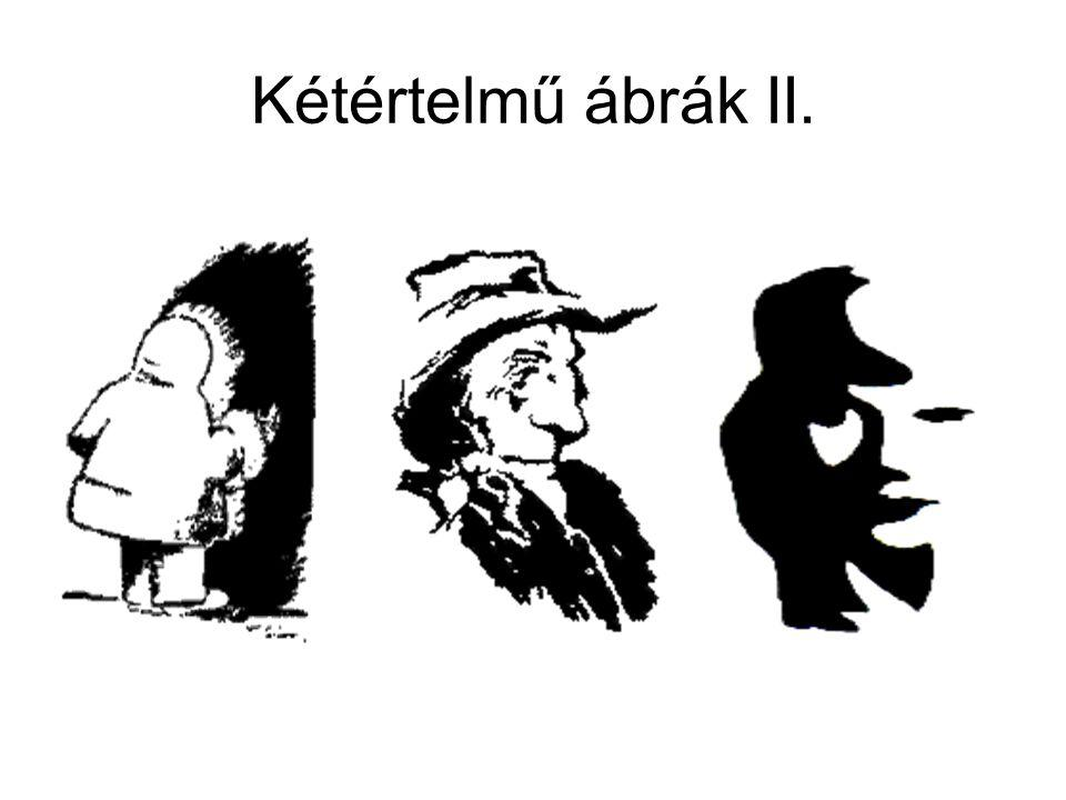 Kétértelmű ábrák II.