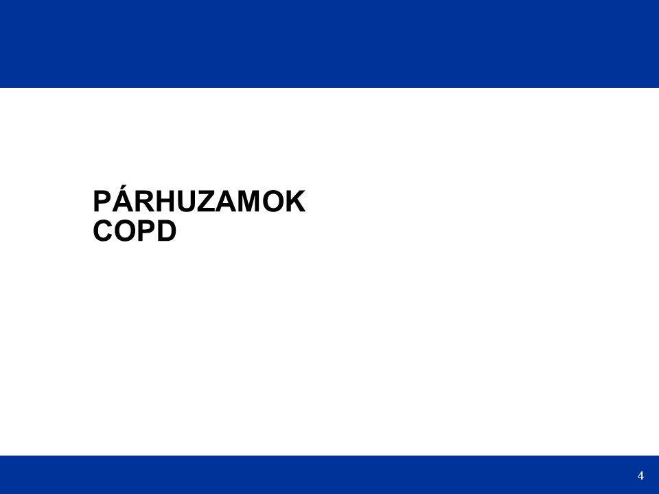 PÁRHUZAMOK COPD
