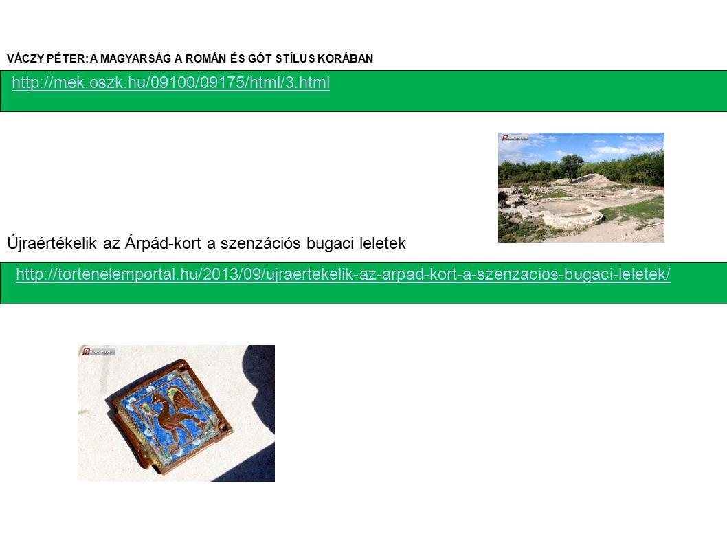 Újraértékelik az Árpád-kort a szenzációs bugaci leletek