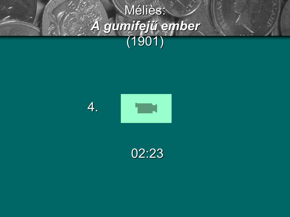 Méliès: A gumifejű ember (1901)