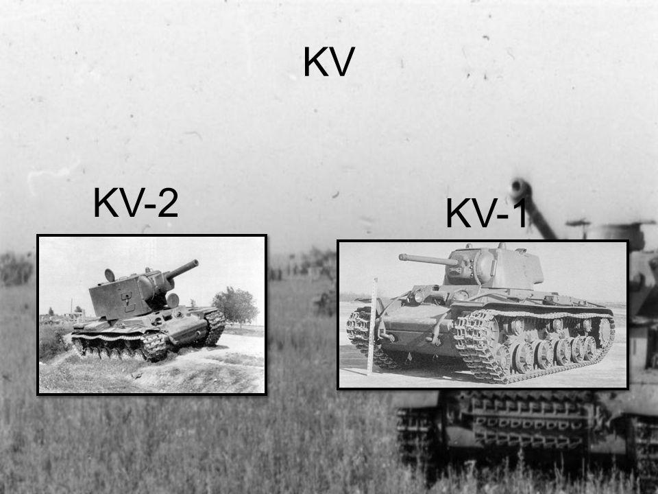 KV KV-2 KV-1