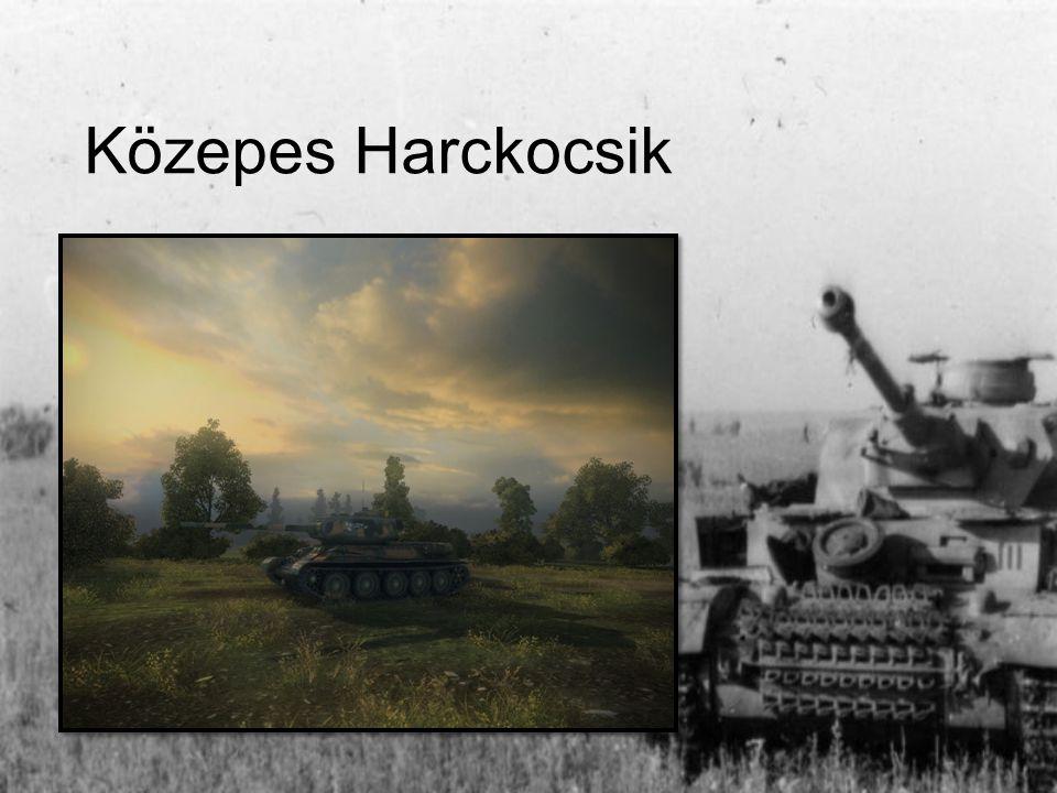Közepes Harckocsik