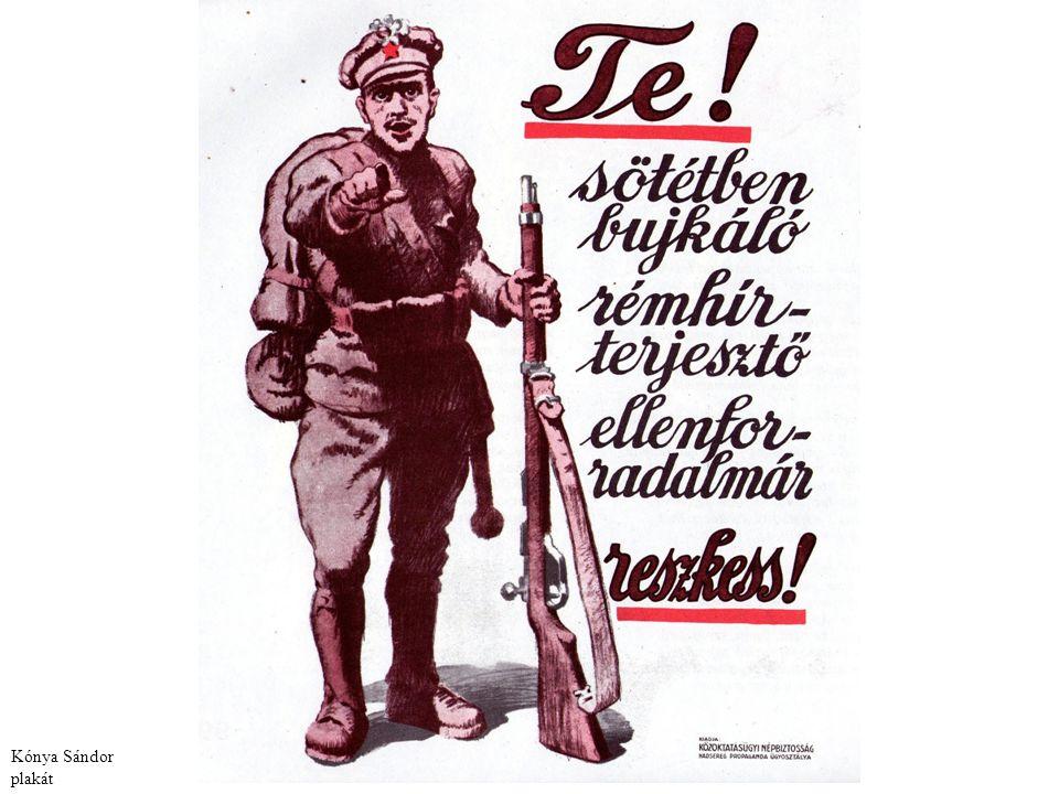 Kónya Sándor plakát