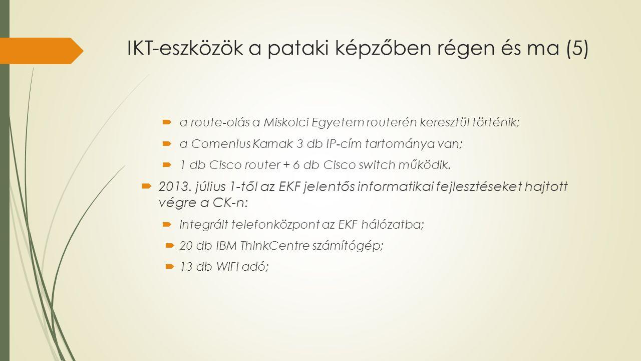 IKT-eszközök a pataki képzőben régen és ma (5)
