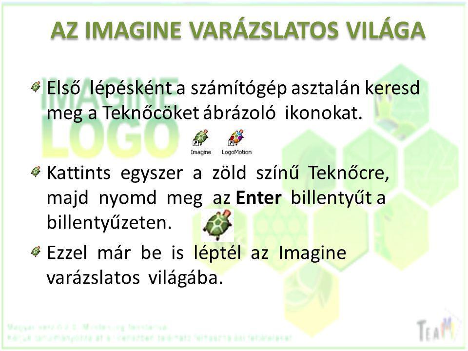 AZ IMAGINE VARÁZSLATOS VILÁGA