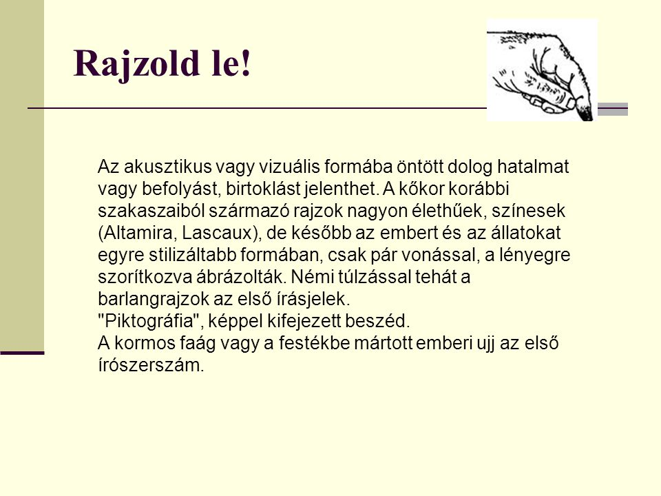 Rajzold le!