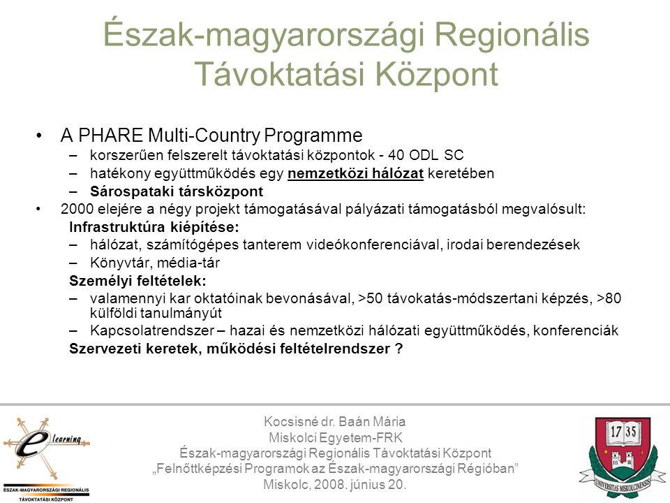 Észak-magyarországi Regionális Távoktatási Központ