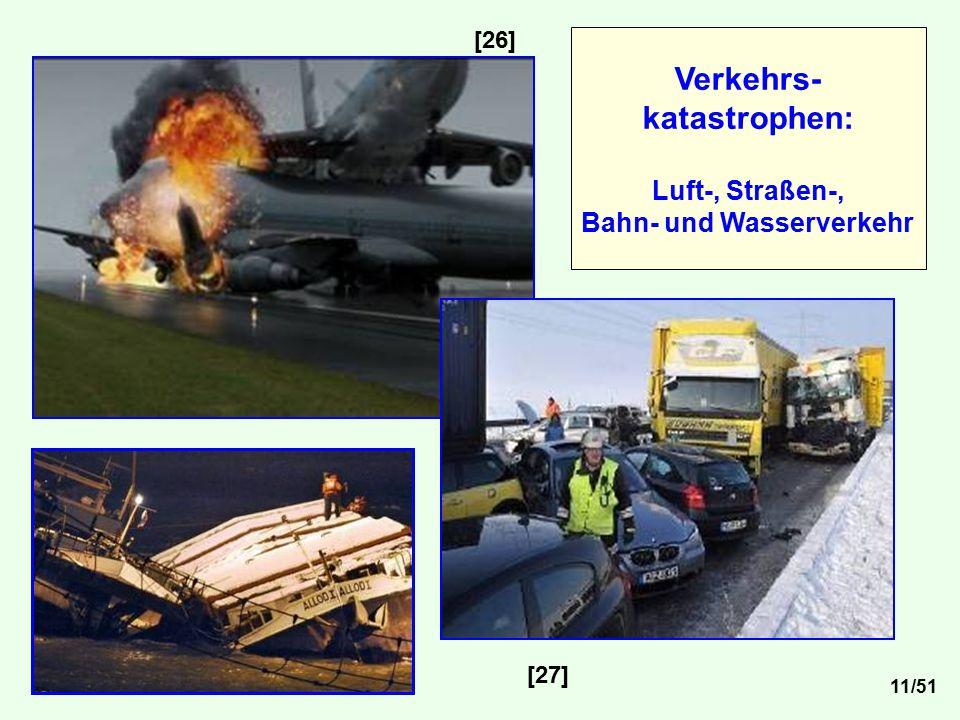 Bahn- und Wasserverkehr