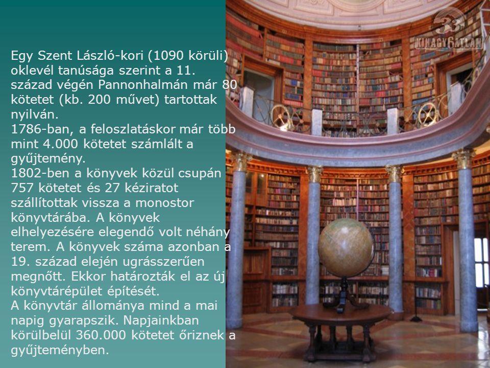 Egy Szent László-kori (1090 körüli) oklevél tanúsága szerint a 11
